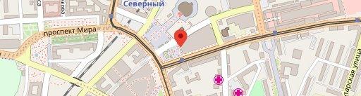 Борщ & Сало en el mapa