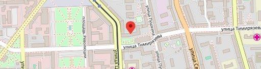 Дикий Будуар на карте