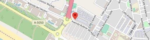 Brasería Pulpería Semilla en el mapa