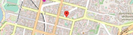 Бургер Проджект на карте