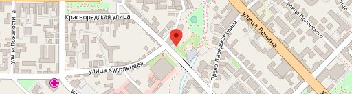 Бристоль Паб на карте