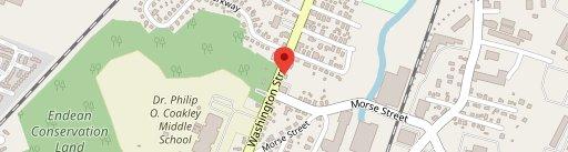 Brookside Cafe on map