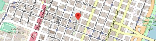 Brunch Box on map