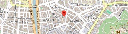 Buenavista Gastrobar & Tapas on map