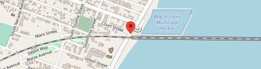 Buoys Bar on map