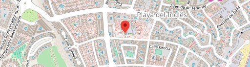 Burger King on map
