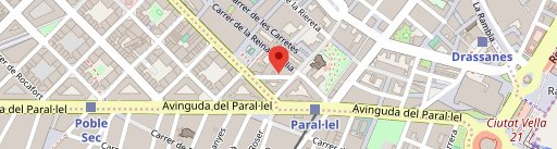 Ca L'Isidre on map