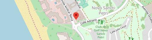 Restaurante Cachito Novo en el mapa
