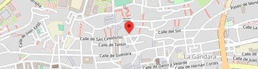 Cadelo Restaurante on map