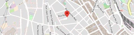 Cafe - Bar 5 Sentidos en el mapa