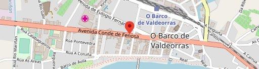 Lisboa en el mapa