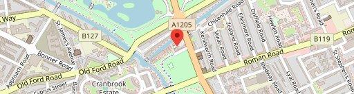 East London Liquor Company on map