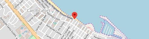 Miami Café en el mapa