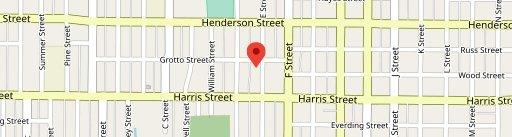 Cafe Nooner Too on map