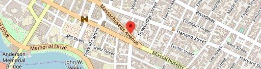 Cafe Sushi on map