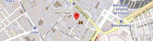 Capet Restaurant on map