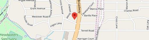 Cappy's Restaurant en el mapa