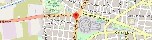 Carlotto Burger en el mapa