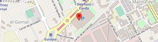 Casa Carmen en el mapa