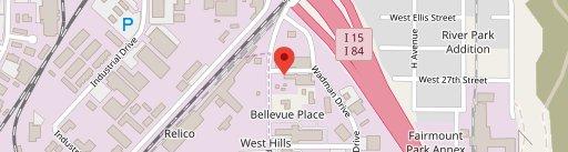 Casa de Nena on map