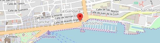 Casa Lita | La Cocina del Pincho en el mapa