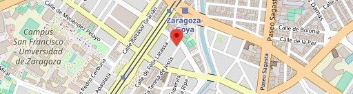 Casa Nostra en el mapa