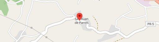 Casa Pedro en el mapa
