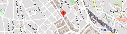Café CasaBlanca en el mapa