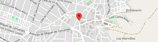 Casino Nuevo Gastrobar en el mapa