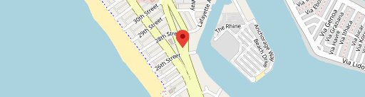 Cassidy's Bar & Grill en el mapa