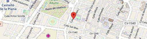 Tu Sushi Castellón en el mapa