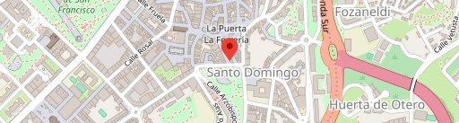 Restaurante Ca'Suso en el mapa