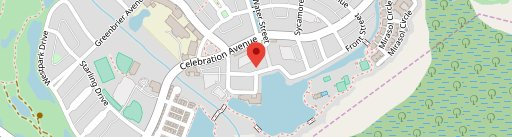 Celebration Town Tavern on map