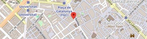 CentOnze Restaurante en el mapa