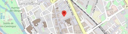 CERVECERIA FLANDES en el mapa