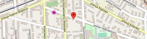 Restaurant Thaikovsky en el mapa