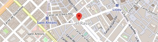 Chaka Khan - Gastro Bar Exotique & Brunch en el mapa