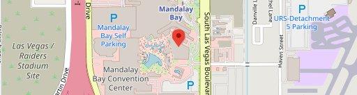 Charlie Palmer Steak Las Vegas на карте