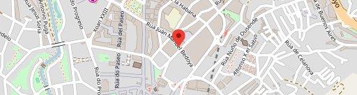 Charlotte Gastrobar & Café en el mapa