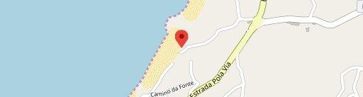 Chiringuito de Prado en el mapa