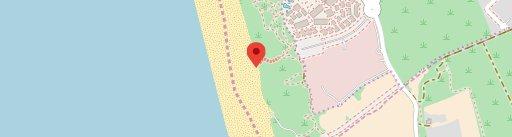 Chiringuito la loma en el mapa