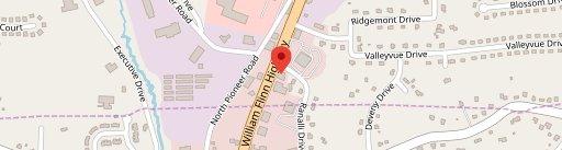 Churn on map