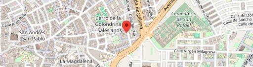 Cielito Lindo on map