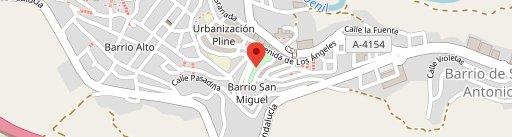 Cilantro Restaurante Taberna en el mapa