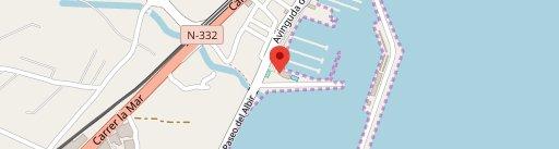 Bon Vent Restaurante - CNAltea на карте