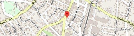 Conrad's Restaurant on map