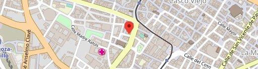 Restaurante Contigo Pan y Cebolla en el mapa