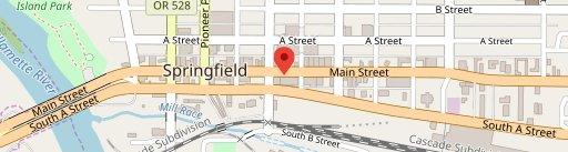 Cornucopia Main Street on map