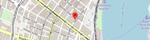 Coterie Restaurant & Oyster Bar on map