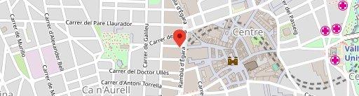Croissants de Paris on map